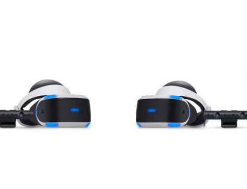 PlayStation®VR 自3月29日起以全新價格提供